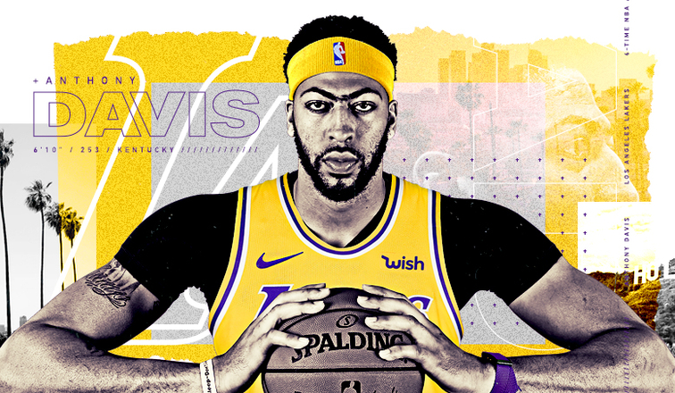 Lakers trade for Anthony Davis