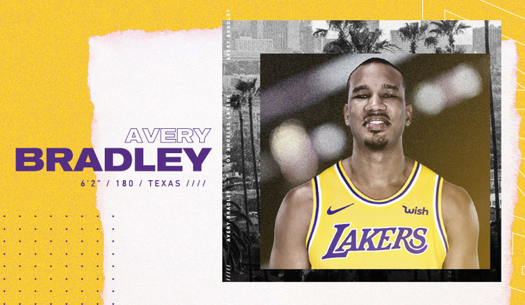 Image result for avery bradley lakers