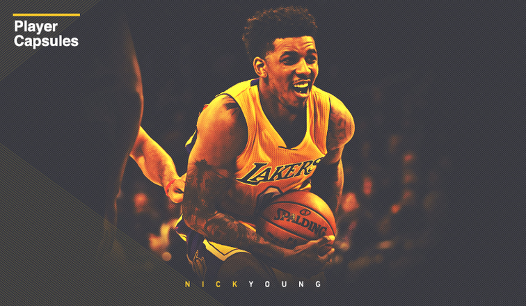Nick Young Player Capsule