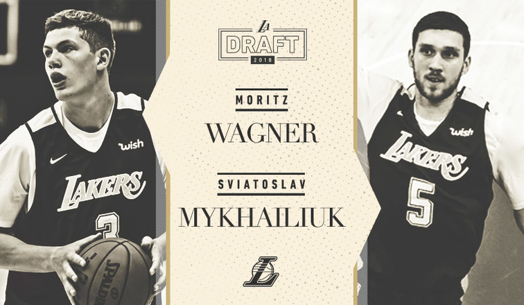 14f81713c Lakers Add Shooting and More By Drafting Wagner
