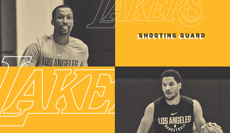Lakers Training Camp