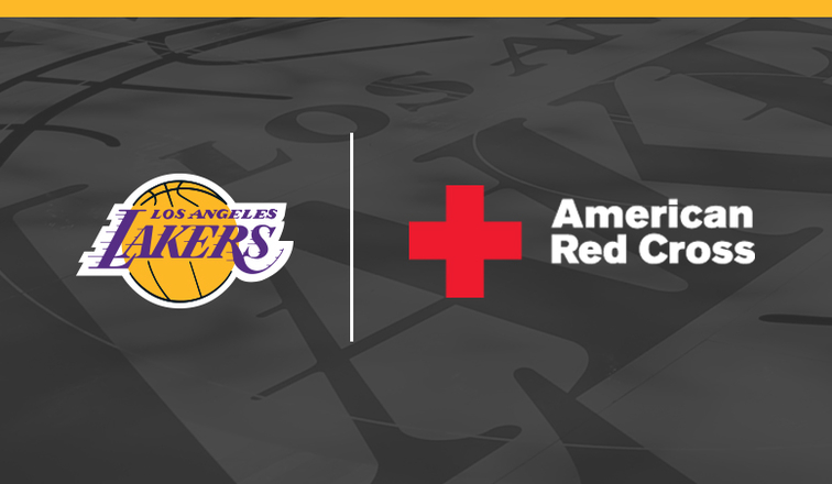 Lakers Announce $100k Red Cross Donation for Fire Victims