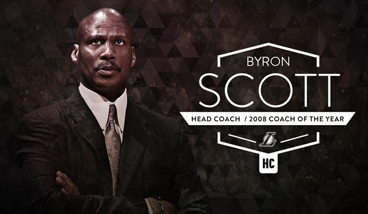 Lakers Announce Hiring of Byron Scott as Head Coach  db4ca3fdd