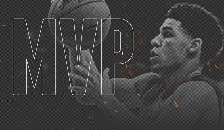 bd90a522618 Lonzo Ball Named Summer League MVP   Los Angeles Lakers