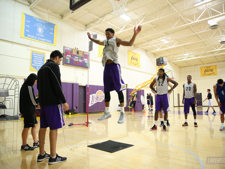 2015 Lakers Draft Workouts: Day Two