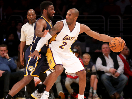 Kobe Bryant vs. Indiana