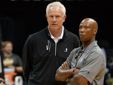 Kupchak Discusses Search for New Coach