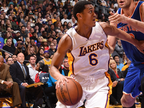 Jordan Clarkson vs. New York