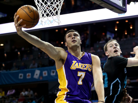 10 Things to Know: Lakers at Hornets (12/20/16)