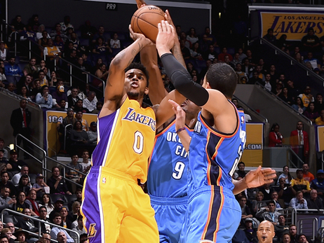 10 Things to Know: Lakers at Thunder (2/24/17)