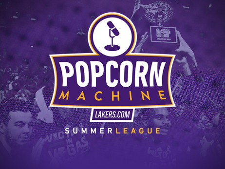 Popcorn Machine Summer League