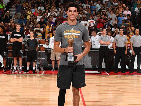 Lonzo Ball Summer League MVP