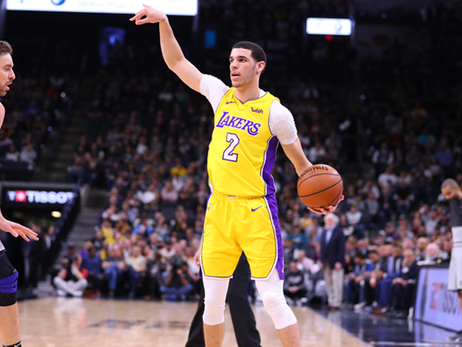Lonzo Caps Comeback With Clutch 3-Pointers