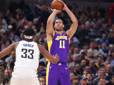 Running Diary: Lakers at Pacers (3/19/18)