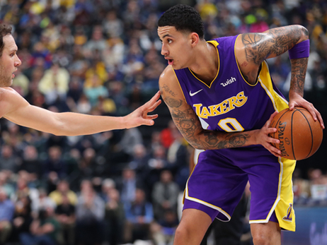 Lakers Can't Sustain Hot Start at Indiana