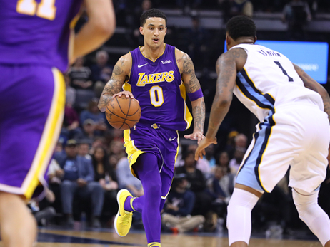 Kuzma Lifts Lakers to Victory With Big Fourth Quarter