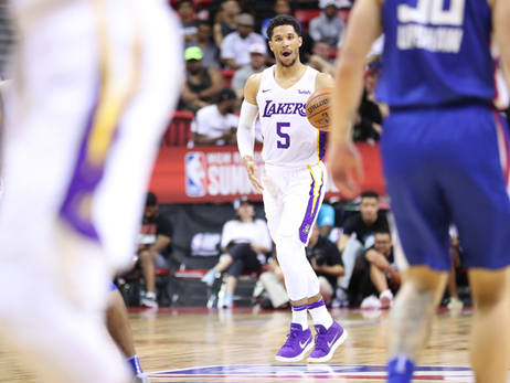 3 Things to Know: Lakers vs. Pistons (Summer League Quarterfinals)