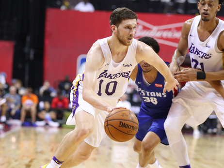 3 Things to Know: Lakers vs. Cavaliers (Summer League Semifinals)