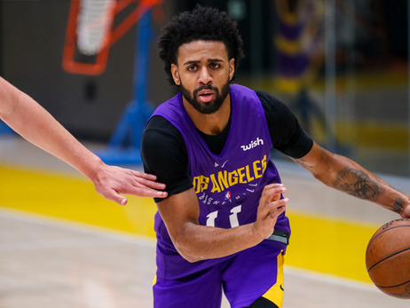 Latest Laker: Joel Berry II