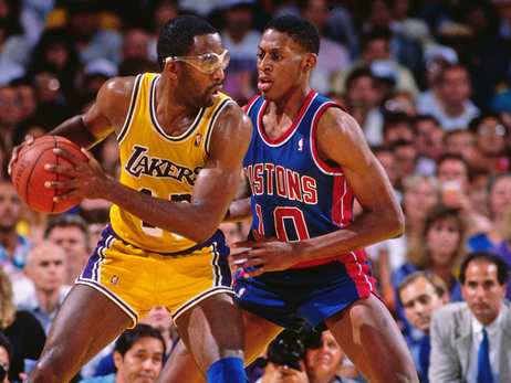 Lakers History: 'Big Game' James Worthy's Game 7 Triple-Double