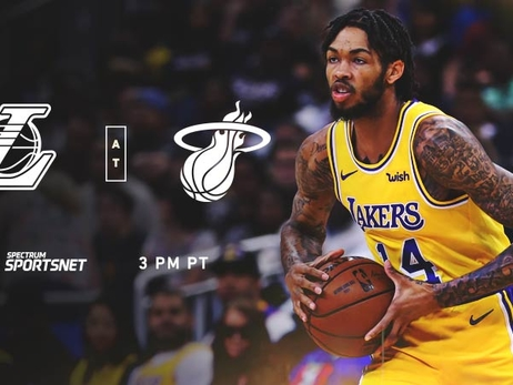 3 Things to Know: Lakers at Heat (11/18/18)