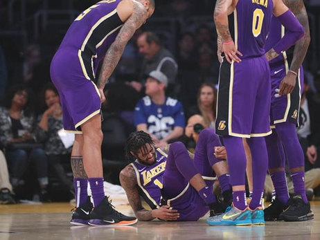 Ingram, Rondo Remain Out as Resurgent Lakers Begin 4-Game Trip
