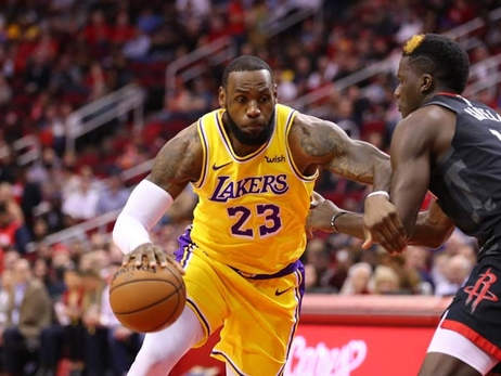 Lakers Fall Due to Free Throws, Rebounding and Harden