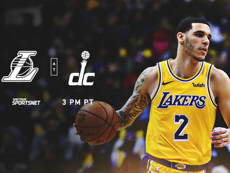 Lakers at Wizards: 3 Things to Know (12/16/18)