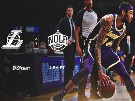 Lakers at Pelicans: 3 Things to Know (2/23/19)