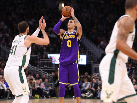 Running Diary: Lakers at Bucks (03/19/19)
