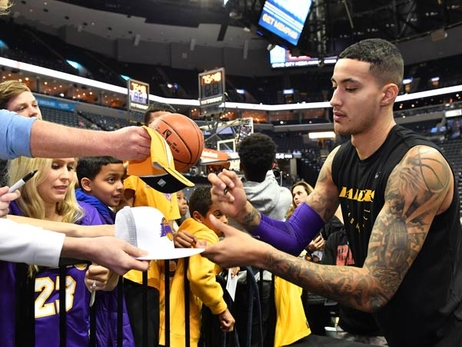 Kyle Kuzma Fields Fans' Questions in Twitter Q&A