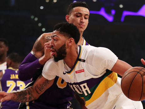 'Always Great Battles': Davis on Facing Kuzma, Teaming Up
