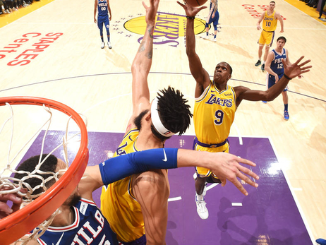 Photos: Lakers vs. 76ers (01/29/19)