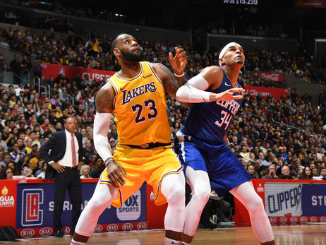Photos: Lakers at Clippers (01/31/19)