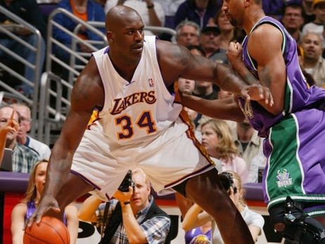 Shaquille O'Neal vs. Milwaukee