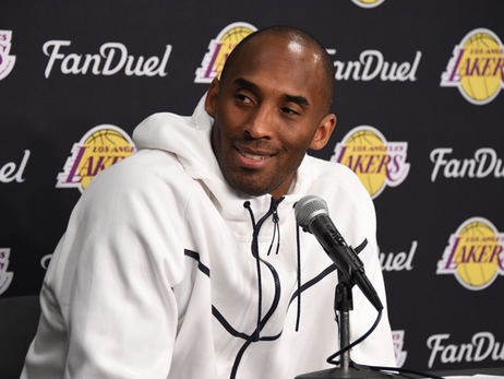 Kobe Bryant Before Rafters Night: Q&A