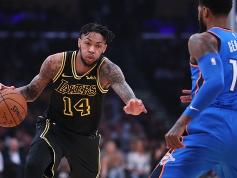 Lakers logran ante OKC su mayor victoria de la temporada