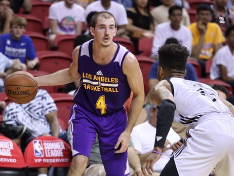 Alex Caruso, Joey Buss, y la importancia de la G League