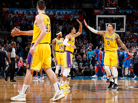 Lakers Shine in Dominant Overtime Performance Versus OKC
