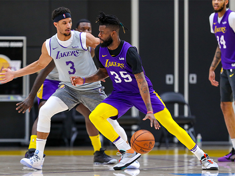 Lakers se muestran 'activados' para la recta final
