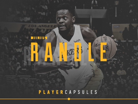 Resumen de Temporada 2018: Julius Randle