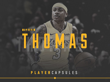 2018 Player Capsule: Isaiah Thomas