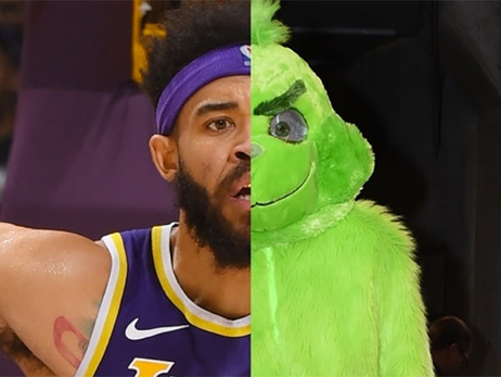 The Grinch Who Stole the Spotlight: McGee's Monster Start