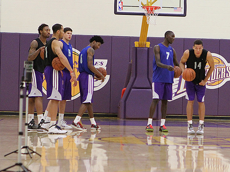Predraft Workouts: Wednesday (Session 2)