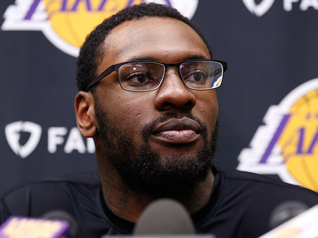 Lakers Waive Tarik Black