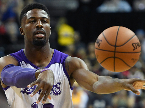 Lakers Waive David Nwaba