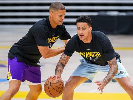 Developing the Lakers Young Core