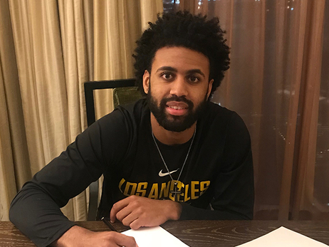 Lakers Sign Joel Berry II