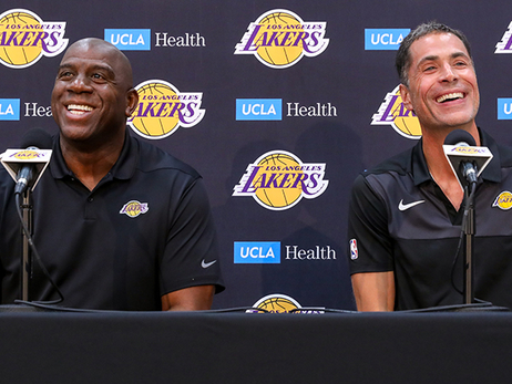 Breaking Down Magic and Pelinka's Presser