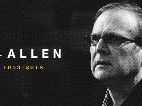 Lakers Statement on Passing of Paul Allen